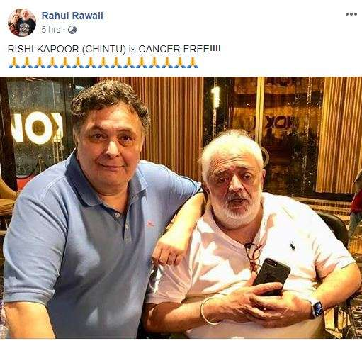 India Tv - Rahul Rawail's Facebook post