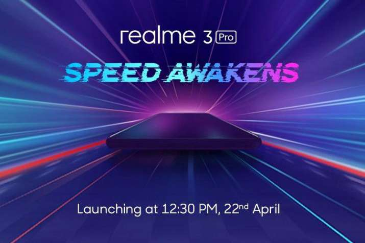 Realme 3 Pro launching in India today: Expected price, specifications, features and more