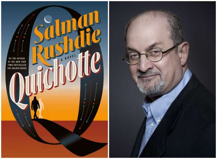 Salman Rushdie's new novel inspired by Spanish classic Don Quixote
