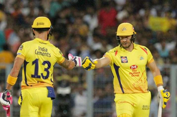 IPL 2019, Match 41: Watson's blitzkrieg powers Chennai to 6-wicket win over Hyderabad