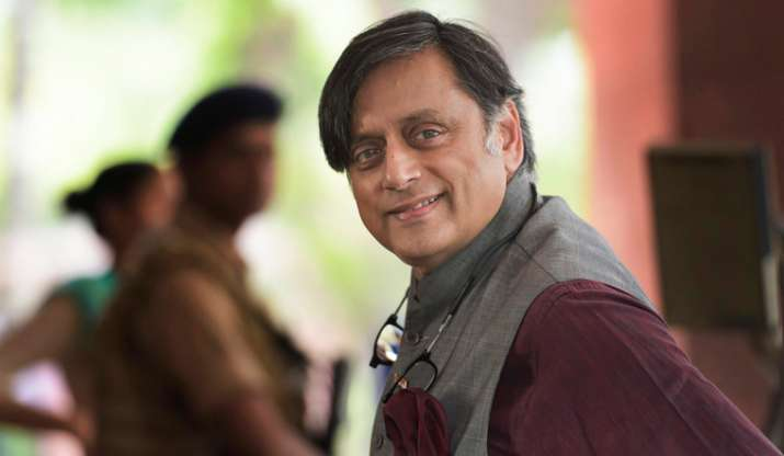 India Tv - Congress leader Shashi Tharoor