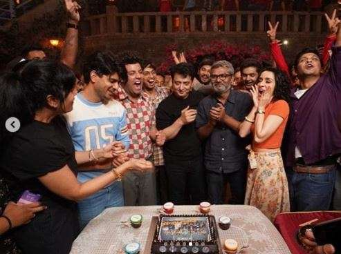 India Tv - Chhichhore wrap up
