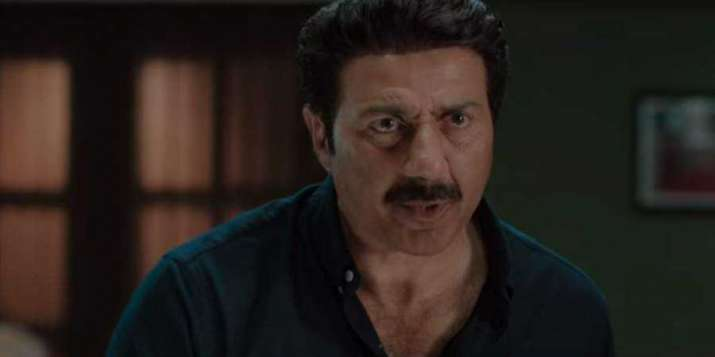 Sunny Deol in the movie 'Blank' -- another in the patriotic