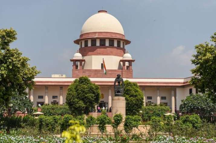 The top court was hearing a PIL filed by activist Harsh