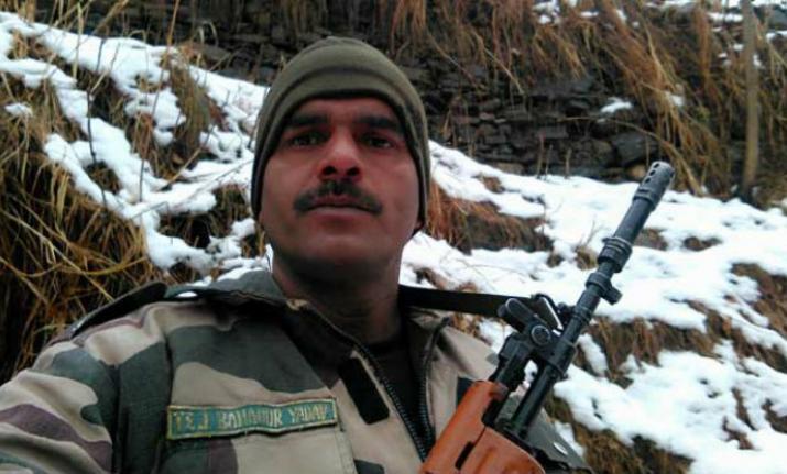 Samajwadi Party pits sacked BSF constable Tej Bahadur Yadav