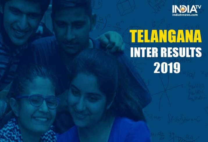 Telangana Inter Results Manabadi 2019