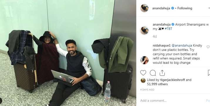 India Tv - Anand Ahuja's throwback picture