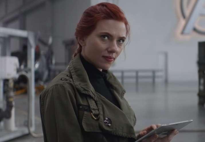 India Tv - Black Widow in new Avengers trailer