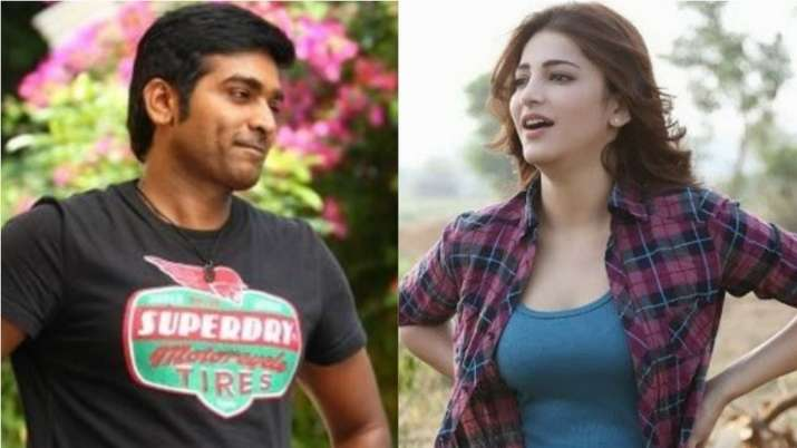 Laabam: Shruti Haasan, Vijay Sethupathi team up for the