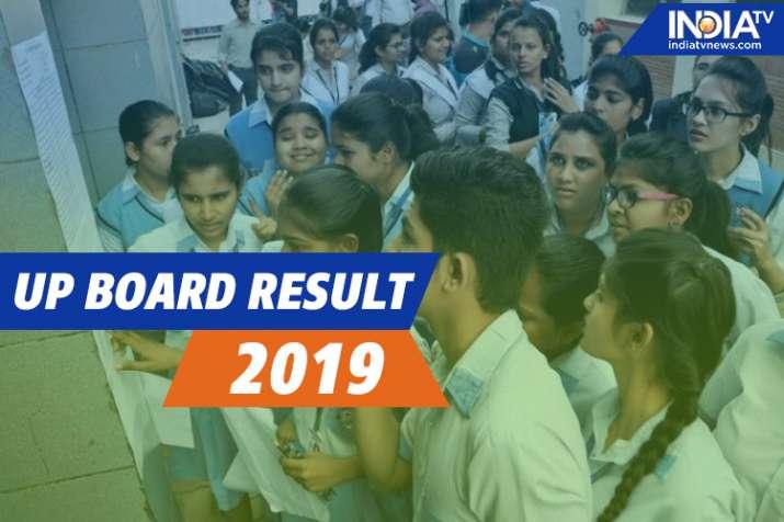UP Board Results 2019 declared: Gautam Raghuvanshi tops