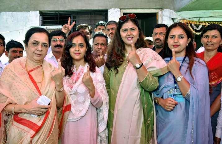 Beed: Maharashtra Women and Child Welfare Minister Pankaja