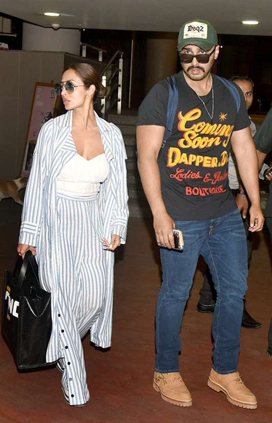 India Tv - Arjun Kapoor and Malaika Arora