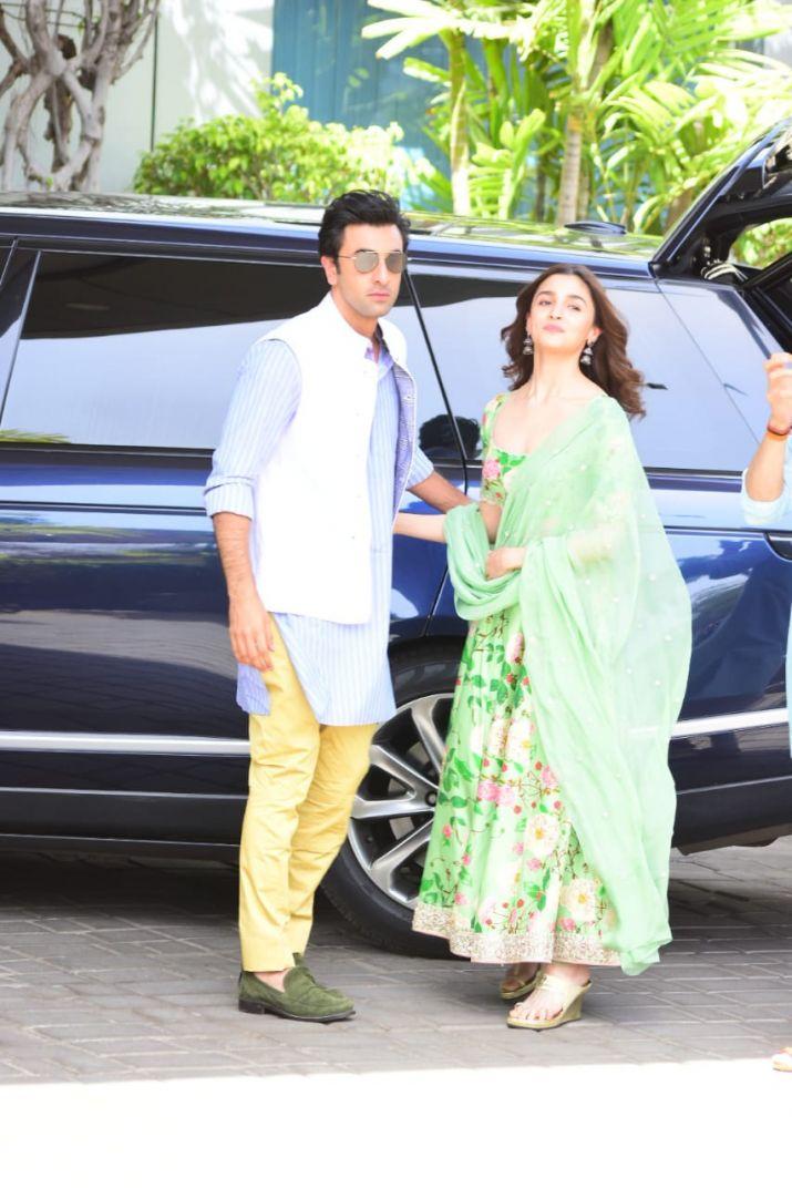 India Tv - Ranbir Kapoor, Alia Bhatt