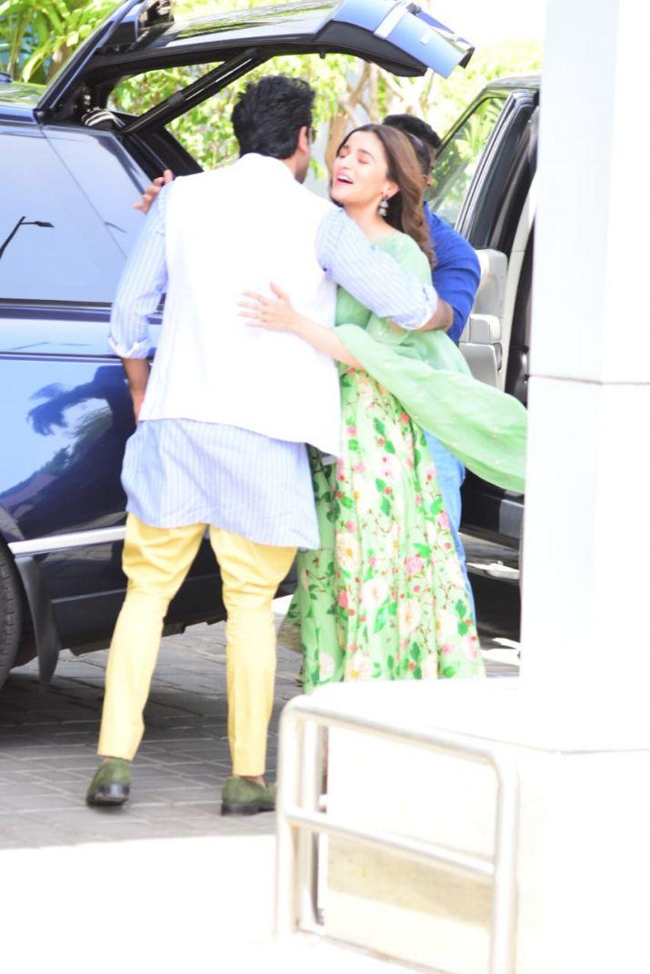 India Tv - Ranbir Kapoor and Alia Bhatt