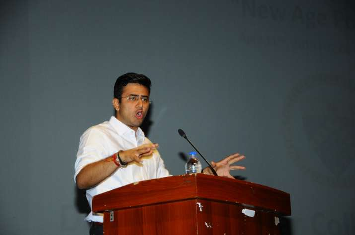 Karnataka HC sets aside media gag order on BJP leader Tejasvi Surya