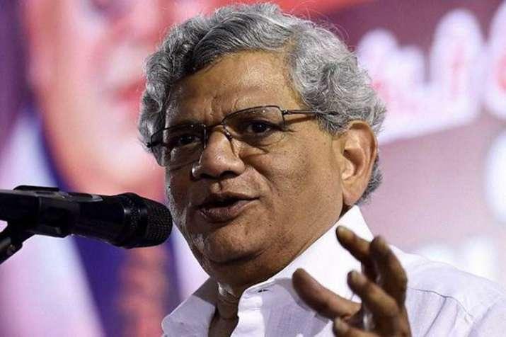CPI(M) General secretary Sitaram Yechury- File Photo