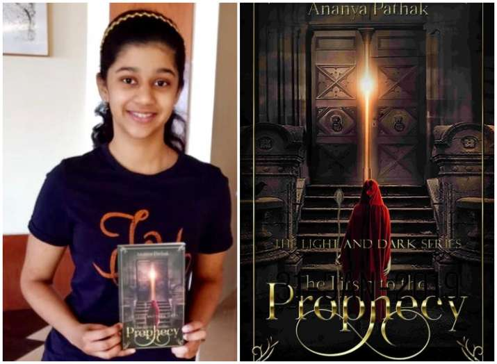 Weekend read 'The Light and Dark Series' by youngest Indian author Ananya Pathak