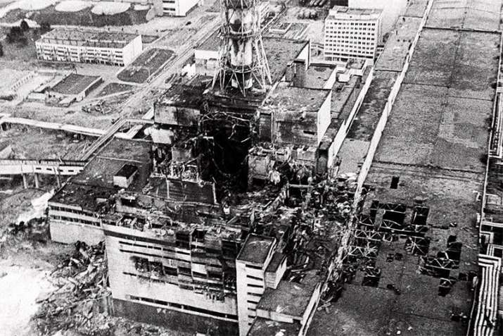 India Tv - Nuclear power plant Chernobyl