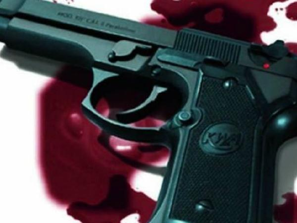 A man said to be a BJP supporter was shot dead in Nadia