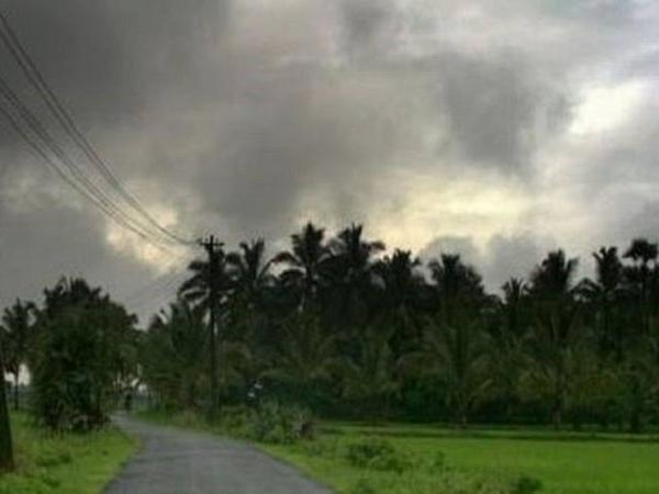 """The monsoon was likely to be """"below normal"""" at 93 per cent,"""