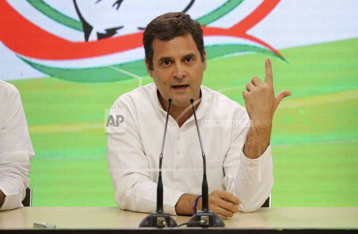 'Rahul Gandhi will contest again from Amethi in 2024'