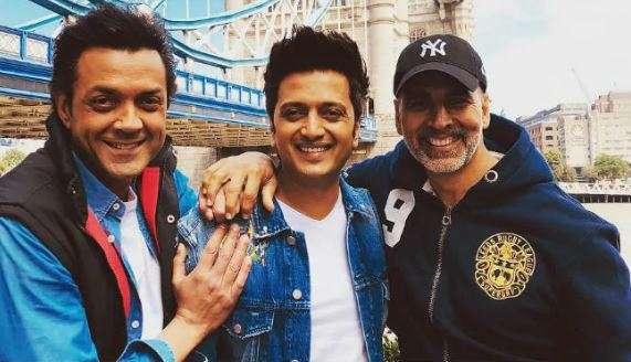 India Tv - Akshay Kumar starrer Housefull 4