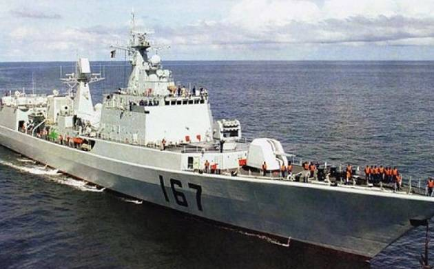 China, reportedly, has 20 Type 052Ds either in active