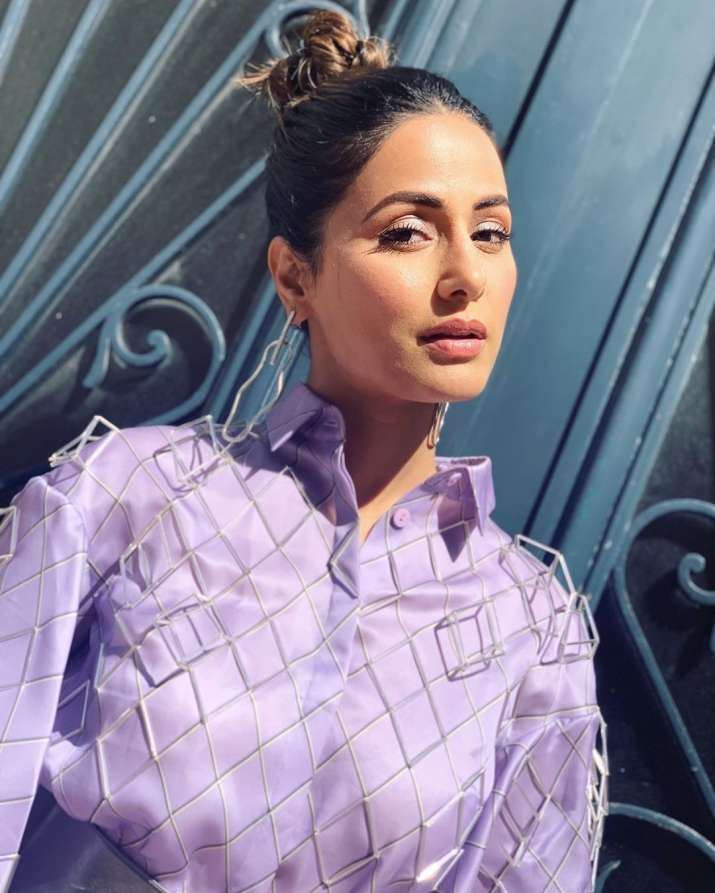 India Tv - Hina Khan Latest Pictures