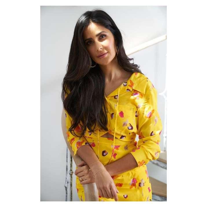 India Tv - Katrina Kaif for Bharat promotions