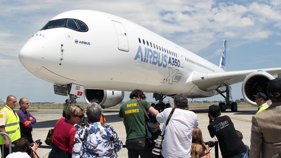 British Airways to fly A350 aircraft to India later this