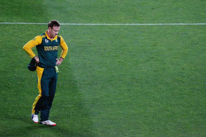 A lot of criticim from back home played a role in my retirement: AB de Villiers