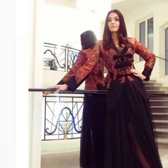 India Tv - Aishwarya Rai latest Cannes look