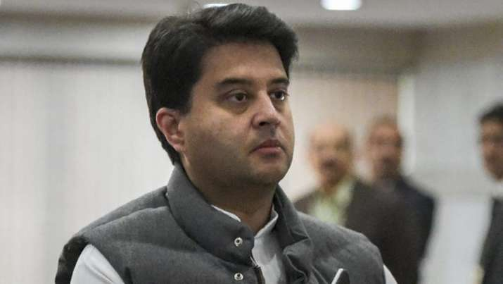 With assets worth over Rs 374 crore, Congress' Jyotiraditya