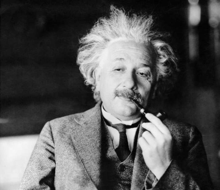 Famed physicist Albert Einstein