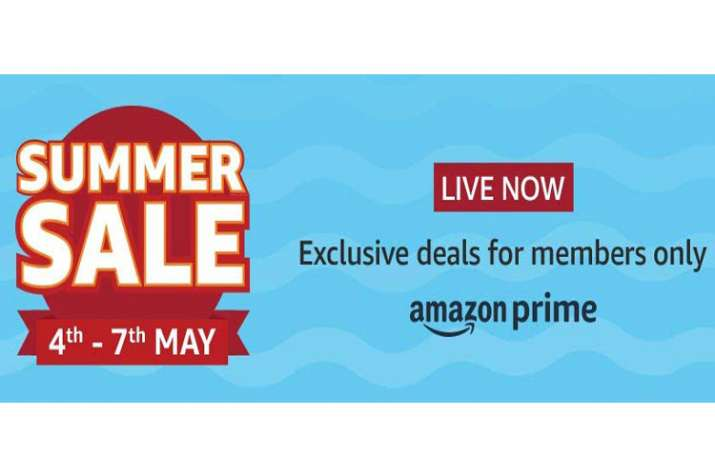 Amazon Summer Sale For Prime Users Offers Great Deals On Oneplus 6t Galaxy S10 Plus And More Technology News India Tv