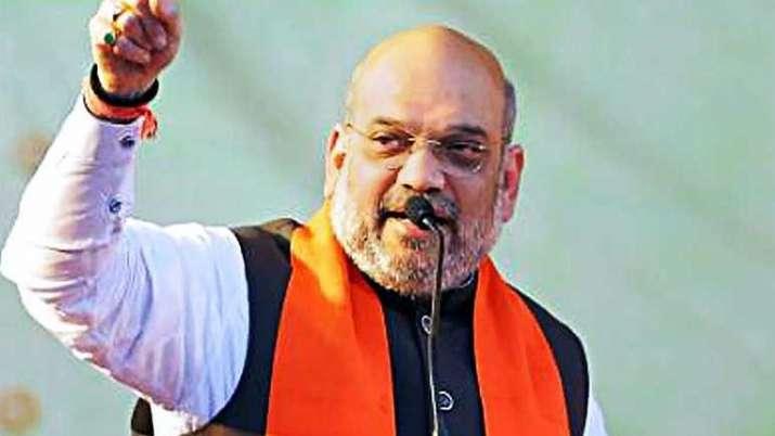 Shah covers 301 Lok Sabha constituencies during campaign