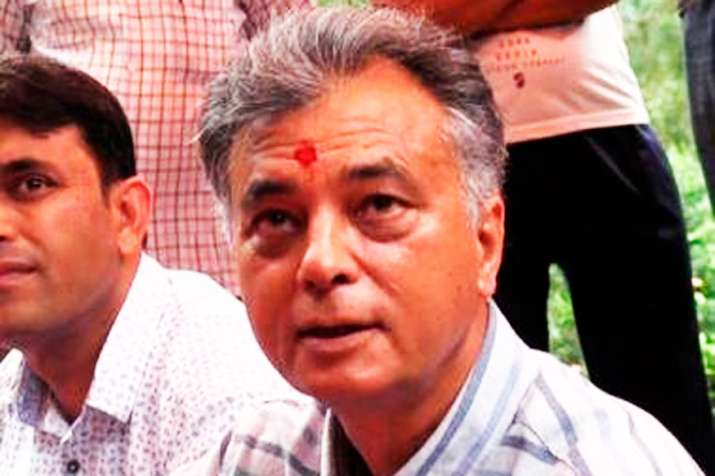 The local MLA, Anil Sharma, whose son, Aashray, was fielded
