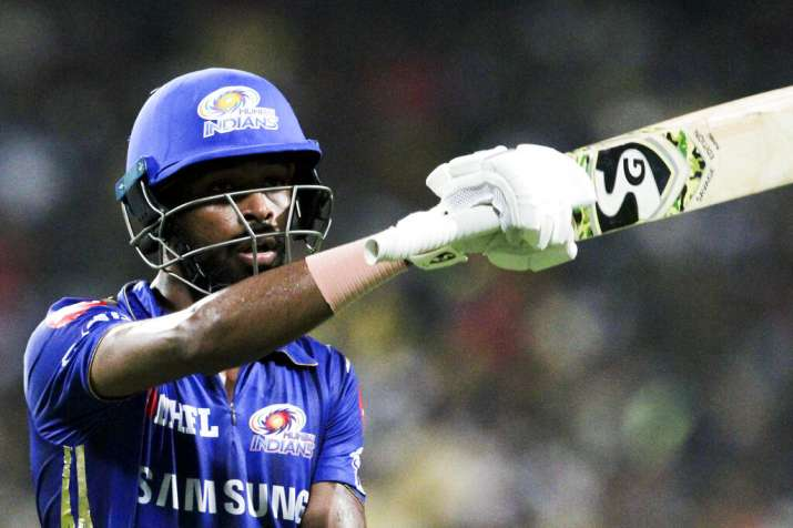 Hardik Pandya has been impressive for Mumbai Indians in