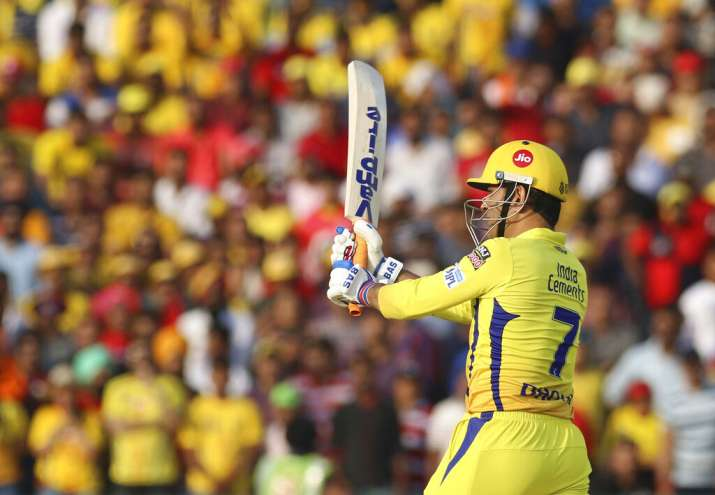 MS Dhoni steered CSK to a record 8th IPL final this year.