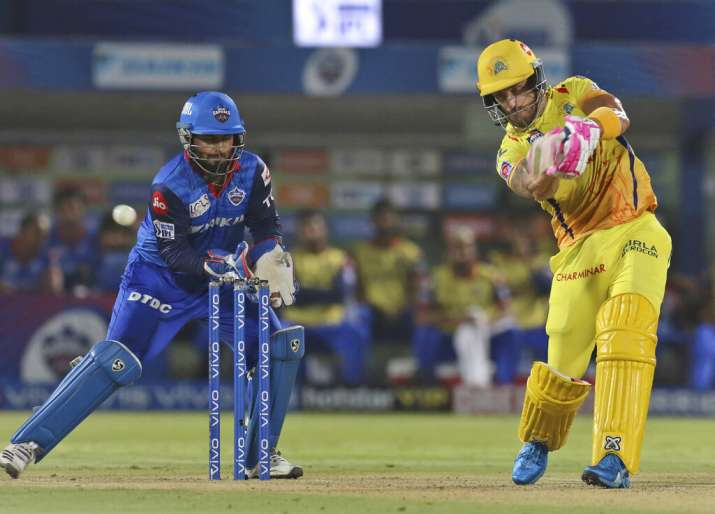 India Tv - The South African batsman led the run-chase in the second qualifier against Delhi Capitals last night.