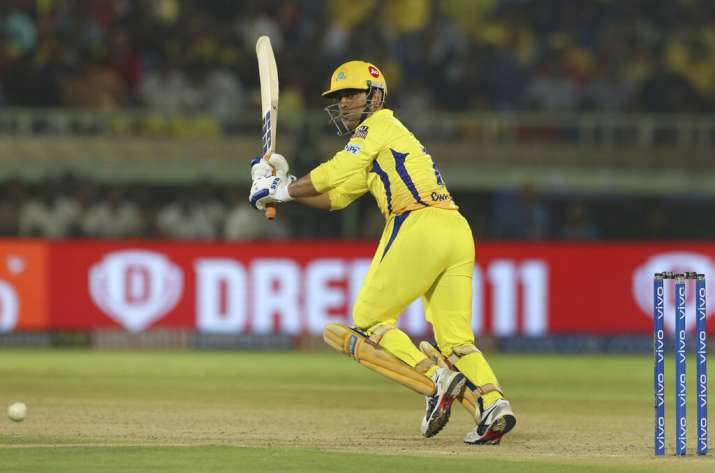 India Tv - MS Dhoni has been the backbone of the side for yet another season.