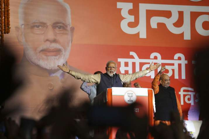 Five major takeaways from PM Modi's victory speech