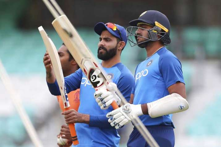 india vs bangladesh warm up vijay shankar and jadeja