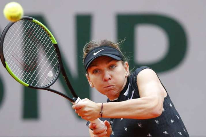 India Tv - Romania's Simona Halep