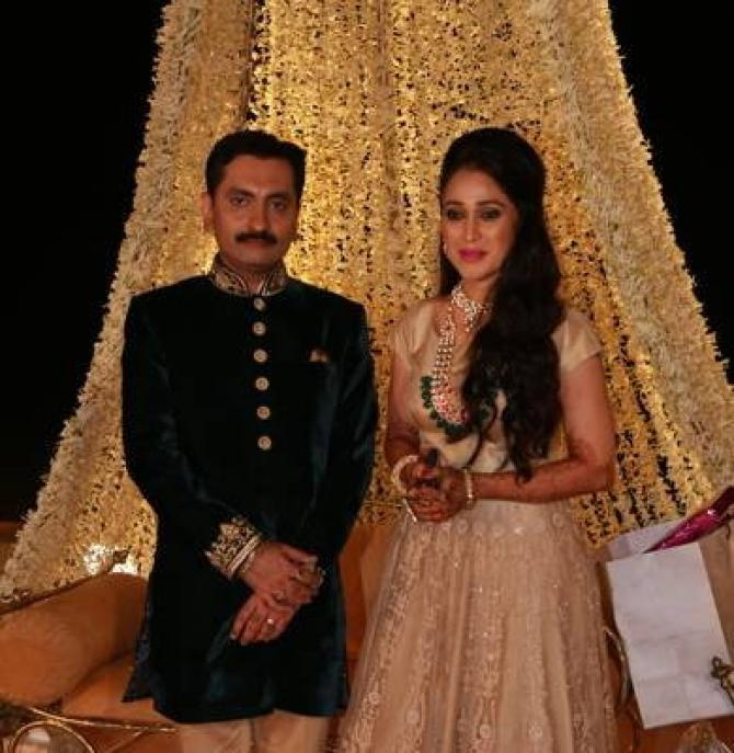 India Tv - Taarak Mehta Ka Ooltah Chashmah: Dayaben aka Disha Vakani's love story with husband Mayur