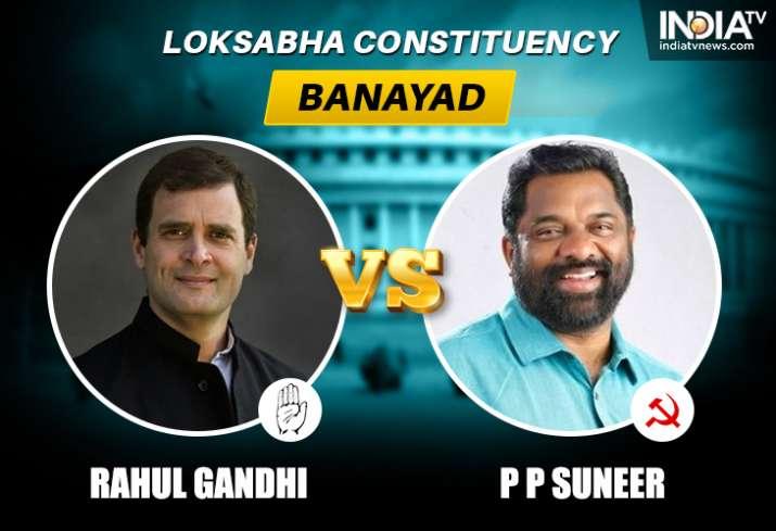 Rahul Gandhi wins Wayanad