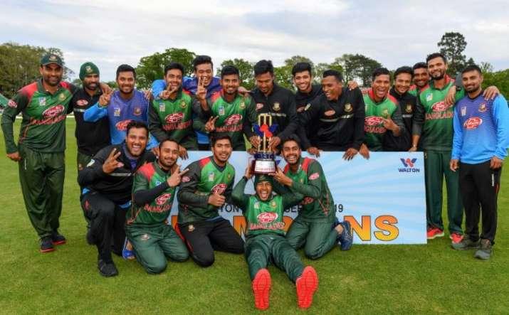 Mosaddek Takes West Indies Apart As Bangladesh Win Historic