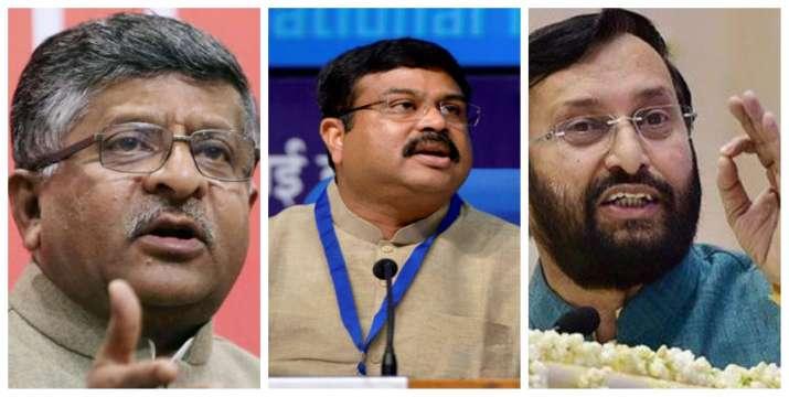 Modi Sarkar 2.0: Ravi Shankar Prasad, Dharmendra Pradhan,