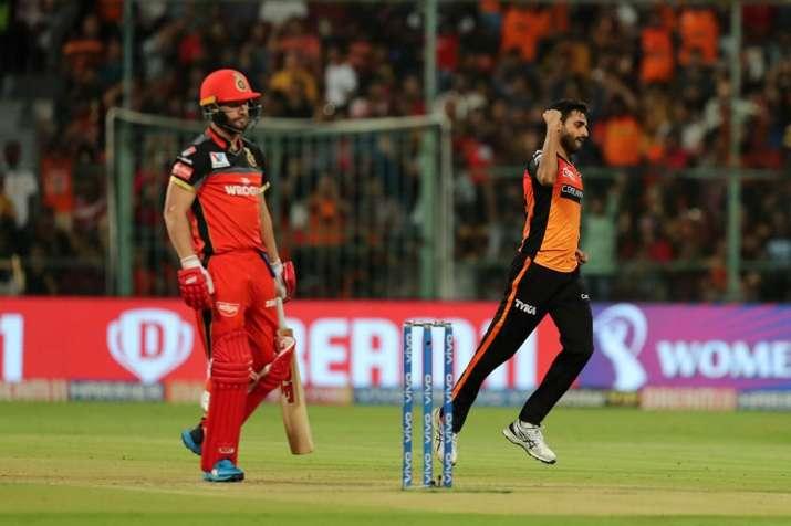 India Tv - Bhuvneshwar Kumar has bowled the most number of dot balls in this season so far