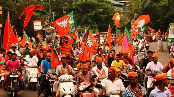 BJP fares well in 'minority-concentration' districts, wins